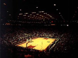 U Of NM (The Pit) Bb Arena Int.