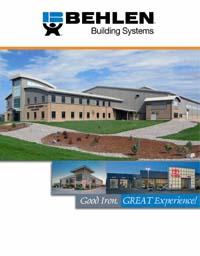 Behlen Building System Brochure