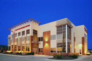 Behlen Frame Building