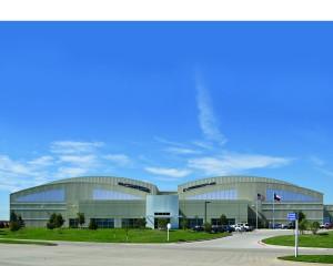 Behlen EagleSpan Metal Buiding-Hangar