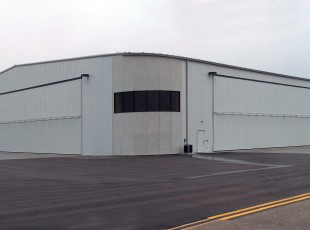 Appleton-Micron Hangar