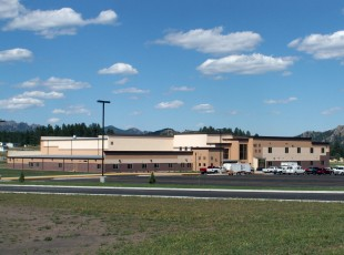 Custer High School