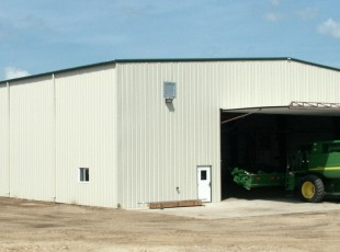 Agricultural Behlen Building Systems