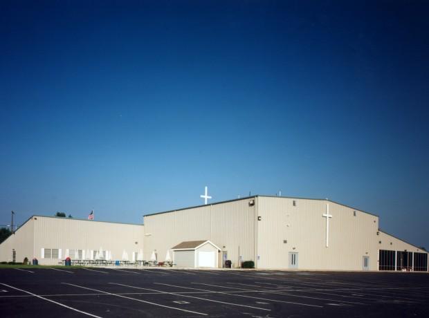 Eagle Heights Baptist Church Behlen Building Systems