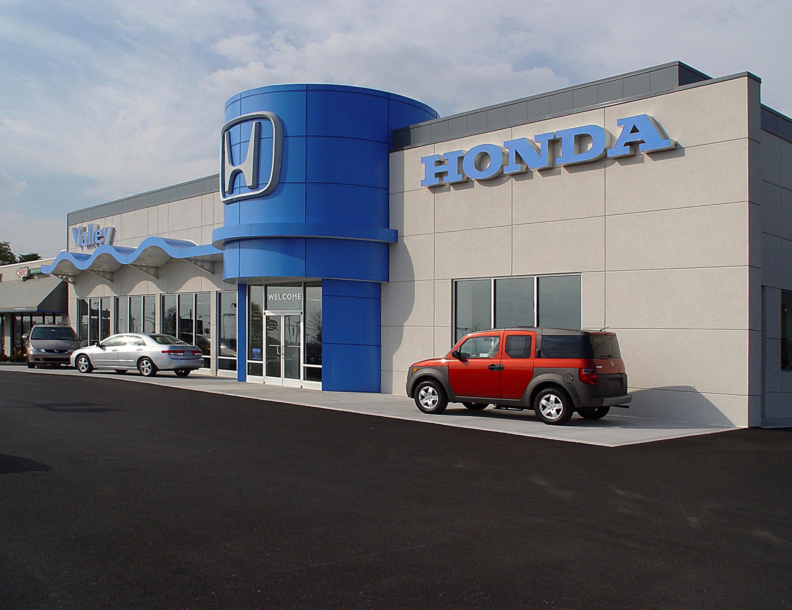 valley honda behlen building systems