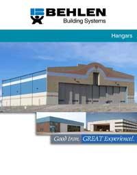 Behlen Hangars Brochure