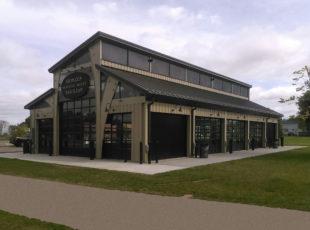 Heinzen Peaceful Valley Pavilion