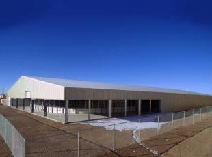 Alamosa Mult-use Pavilion & Ice Rink