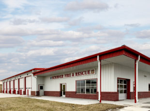 Scribner Fire Station