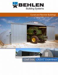 Behlen Curvet and Rancher Brochure
