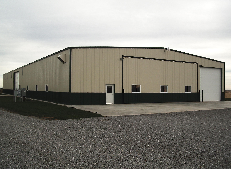 Darrin Smith Storage & Shop Building