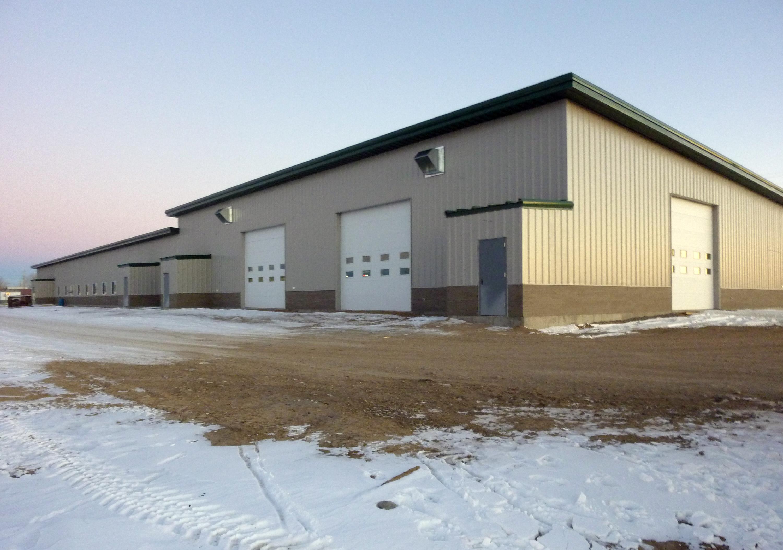 Devon Energy Control Building