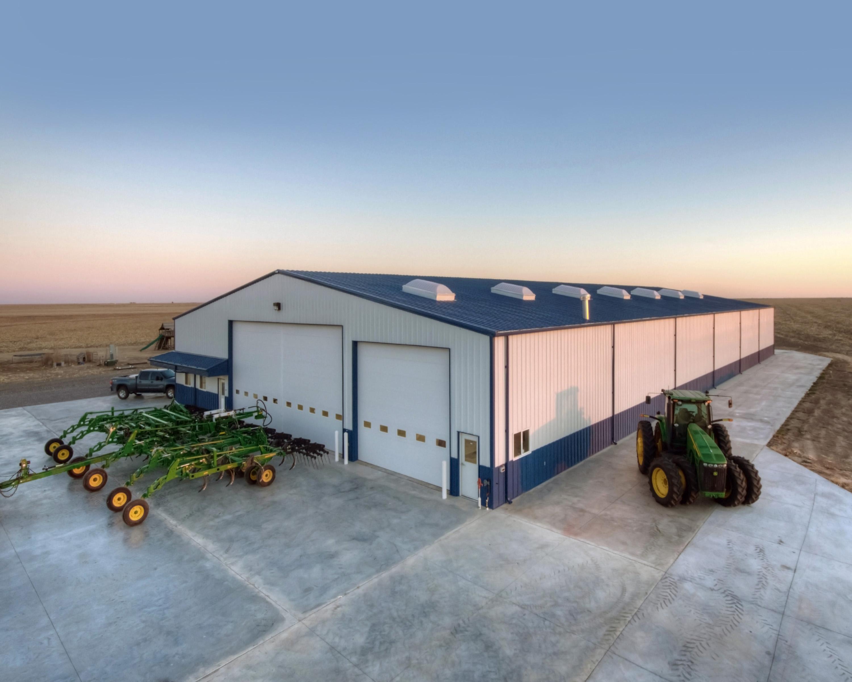 Jeff Unruh Farm Shop & Storage Building