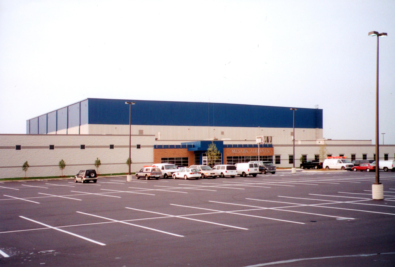 Mesaba Airlines Maintenance Hangar