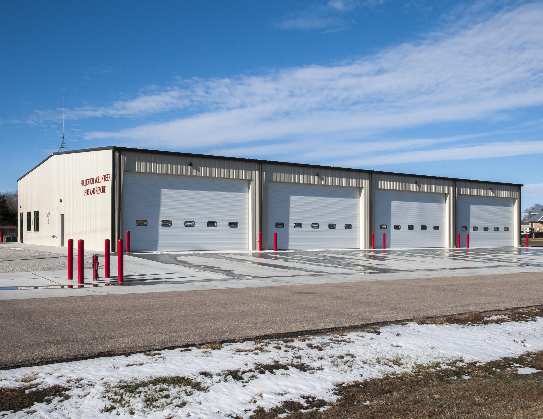 Fullerton Fire Station