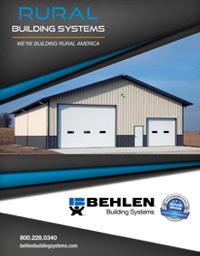 Behlen Rural Farm Building Brochure